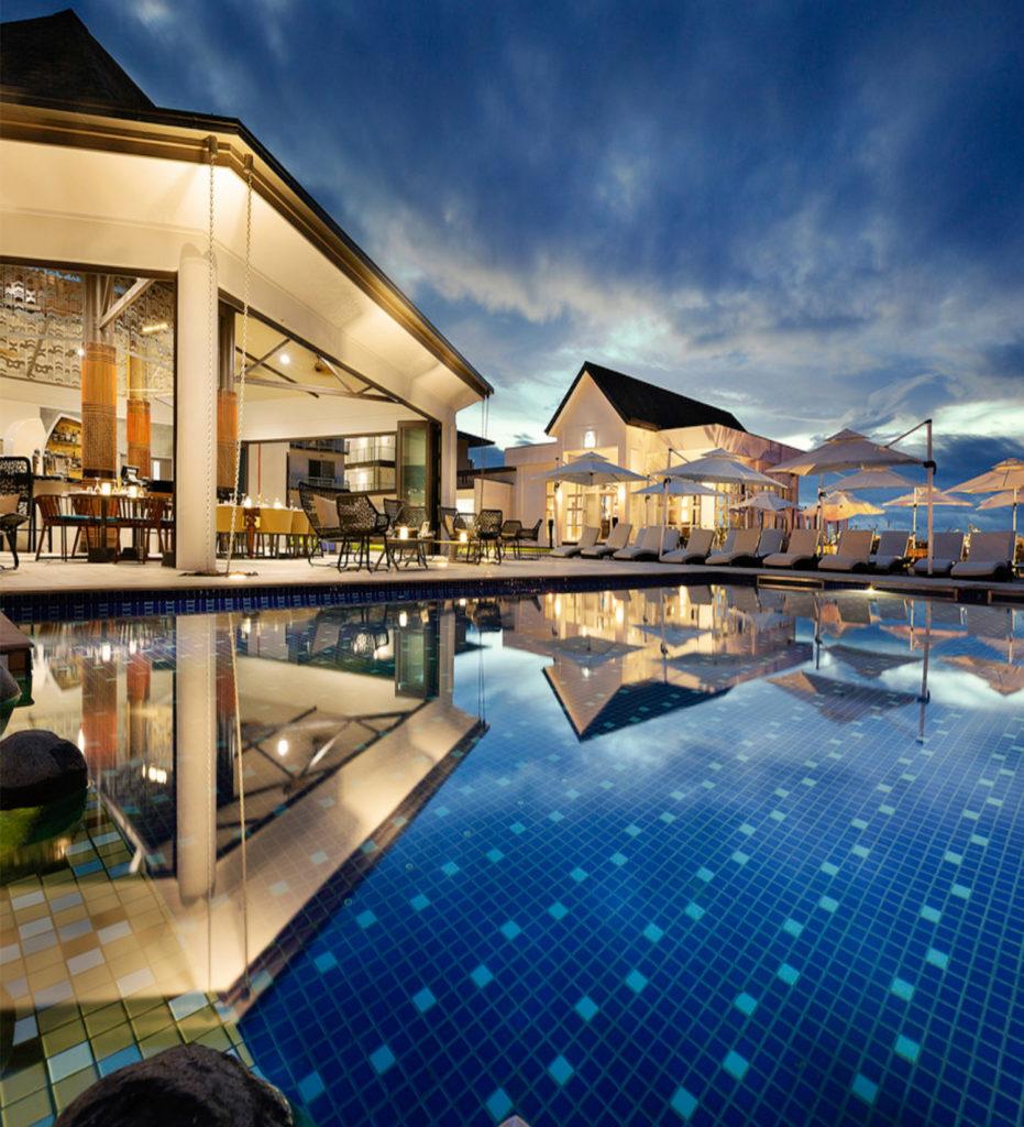 Améo, design & Build pour hôtels et restaurants